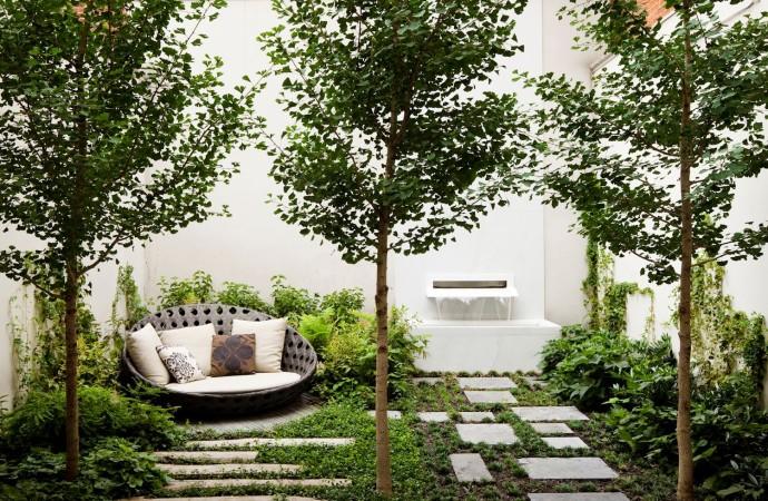 Armonía y tranquilidad para los exteriores de tu casa