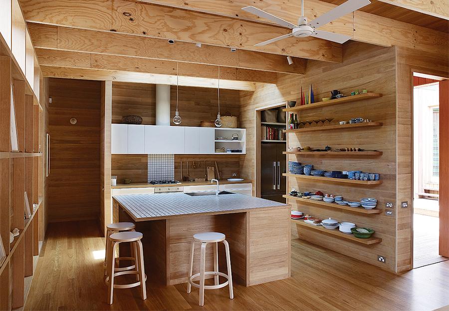 Descubre la construcci n en seco y reforma tu cocina sin - Hacer una cocina ...