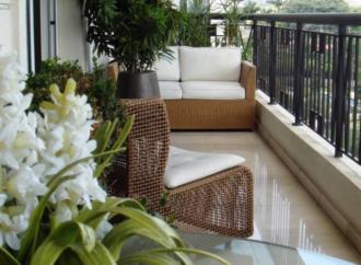 Un ambiente más: tu balcón