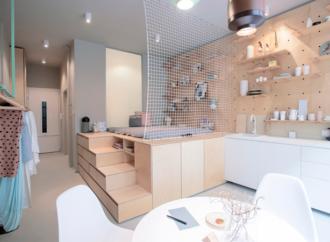 Cómo separar espacios sin hacer tu casa más pequeña
