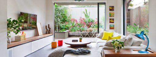 La nueva vivienda será más espaciosa, con jardín y área de teletrabajo
