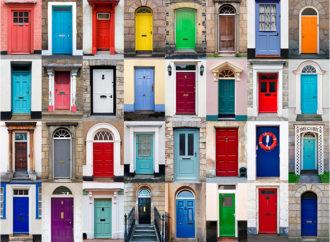 Claves para que la puerta de tu casa luzca genial