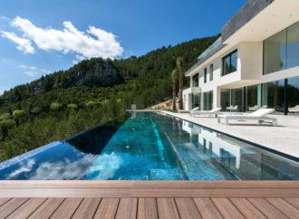 Tipos de piscinas para un hogar con estilo
