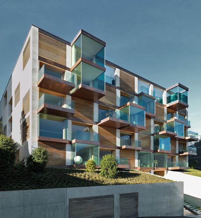 Fachadas de casas minimalistas noticias adondevivir for Fachadas de hoteles minimalistas